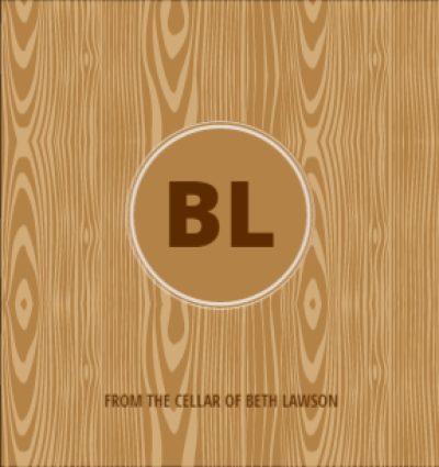 Monogram Blond Wood