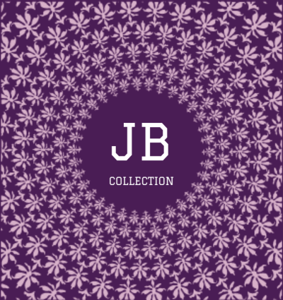 Monogram Circular Purple