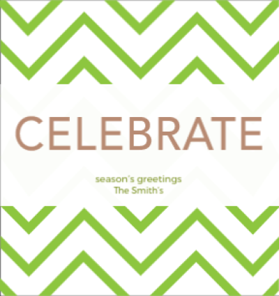 Celebrate - Green Lines