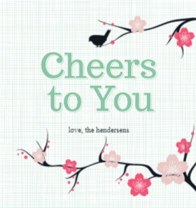 Cherry Blossom Cheers
