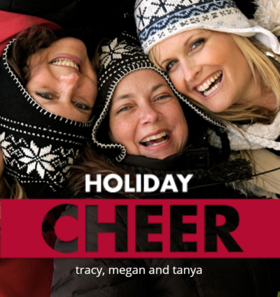 Cut-Out Photo - Holiday Cheer